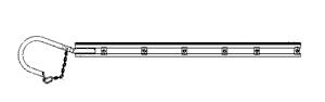 Подвесная лестница Тесмек (Tesmec)