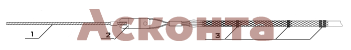 Краткий порядок использования головного чулка КЧГ17