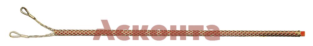 Общий вид высокопрочного удлиненного кабельного чулка КЧС180/2УВ 150-180мм