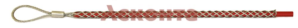 Общий вид кабельного чулка КЧЛ25 20-25мм