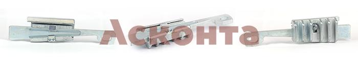 МКЗ-2 Монтажный клиновой зажим для провода АС 9,0-15,4мм
