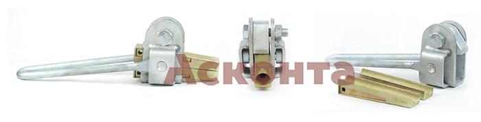МК-4 кл.2 Монтажный клиновой зажим для провода АС 30,3-33,2мм