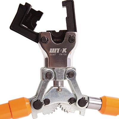 03307 Пресс-клещи механические ПК-150У 10-150мм²