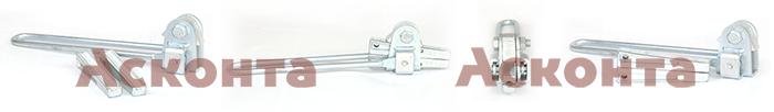 МК-2 кл.2 Монтажный клиновой зажим для провода АС 15,2-17,5мм, Асконта